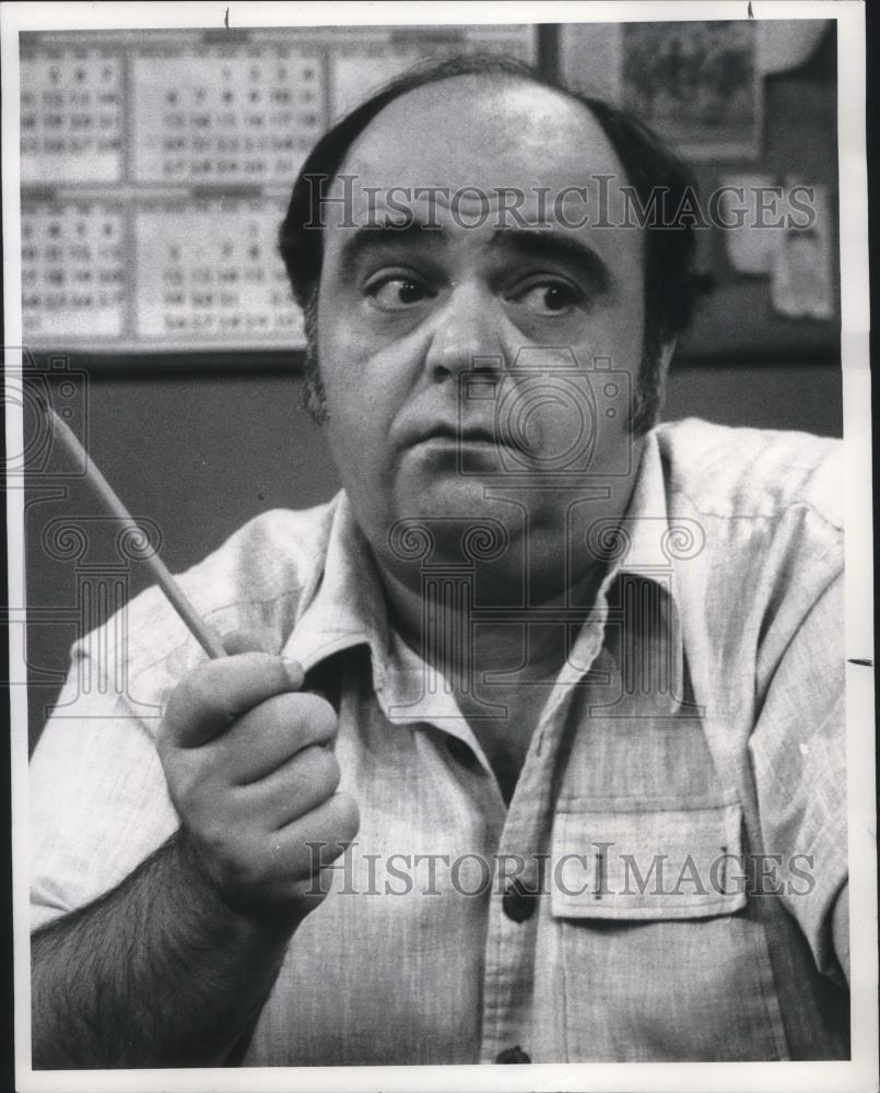 1973_Press_Photo_James_Coco_American_Actor_Caluccis_Department_Comedy_TV_Series