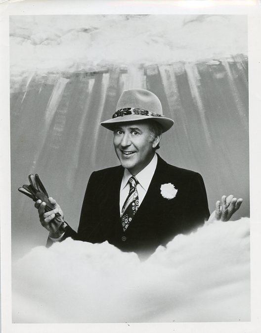 CARL_REINER_SMILING_PORTRAIT_GOOD_HEAVENS_ORIGINAL_1981_ABC_TV_PHOTO