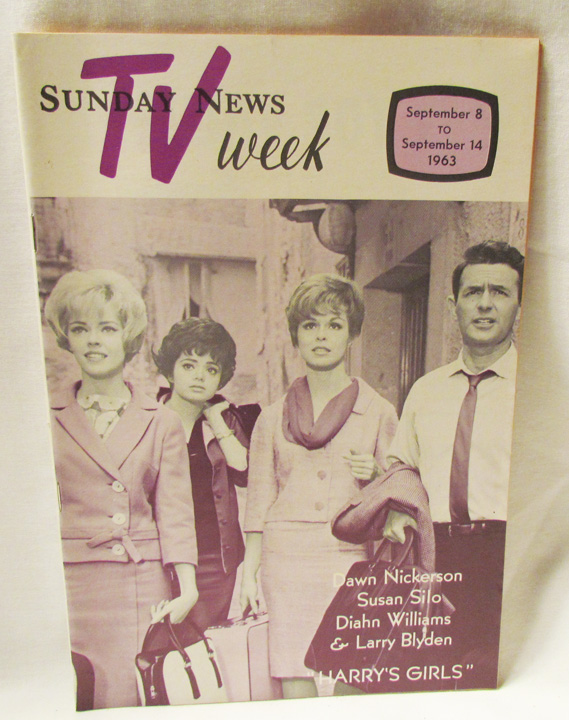SUNDAY_NEWS_TV_WEEK_REGIONAL_TV_GUIDE_MAGAZINE_SEPT_1963