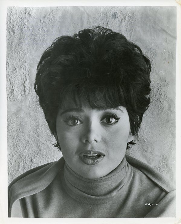 SUSAN_SILO_CUTE_PORTRAIT_HARRY_S_GIRLS_ORIGINAL_1965_NBC_TV_PHOTO