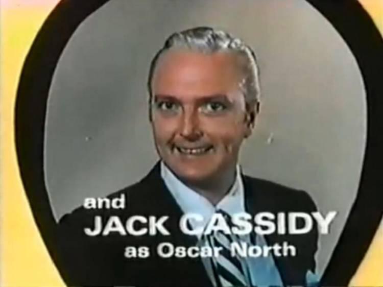 Jack cassidy dating
