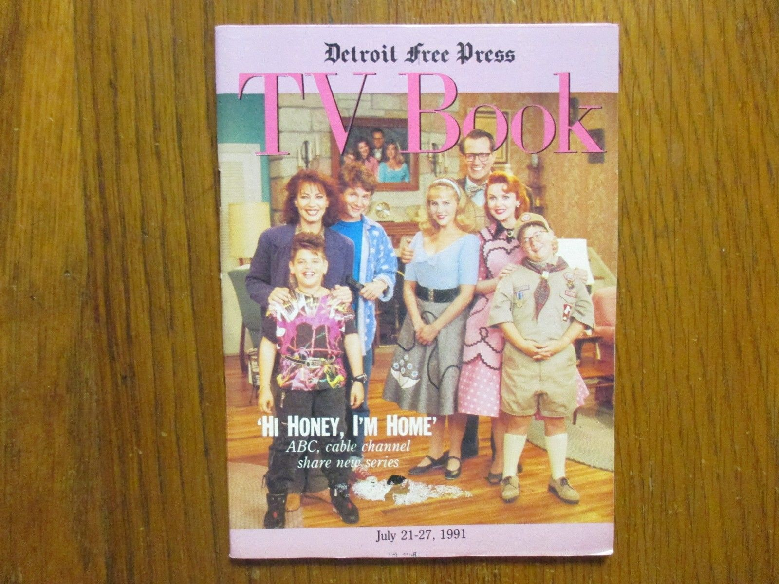 July_21_1991_Detroit_Free_Press_TV_Book