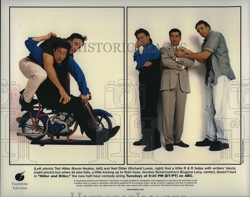 Press_Photo_Kevin_Nealon_Richard_Lewis_Eugene_Levy_