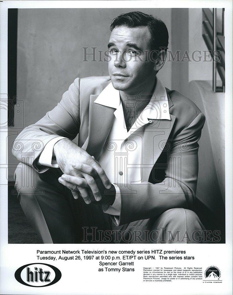 1997_Press_Photo_Actor_Spencer_Garrett_On_Hitz
