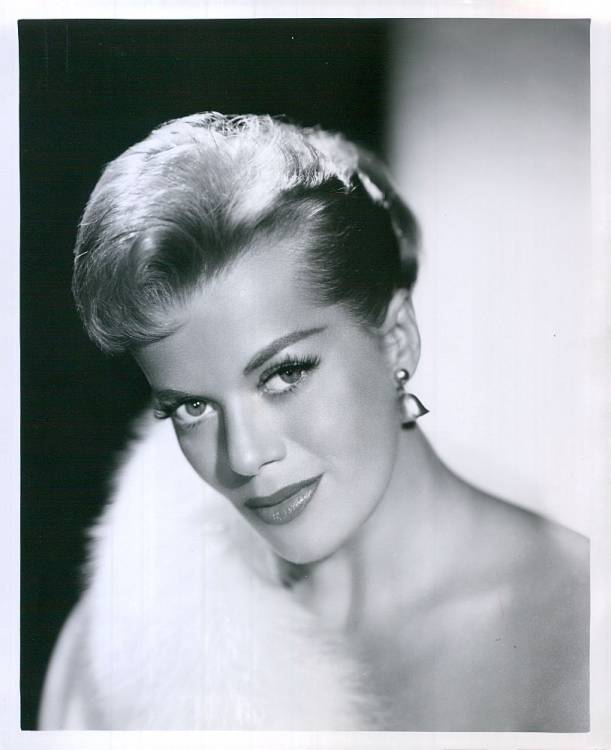 5f34d37559f99 Vintage 1956 Actress Janis Paige CBS Televisions IT S ALWAYS JAN Portrait P  - Sitcoms Online Photo Galleries