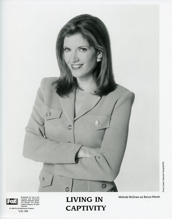 MELINDA_MCGRAW_PRETTY_SMILING_PORTRAIT_LIVING_IN_CAPTIVITY_1998_FOX_TV_PHOTO