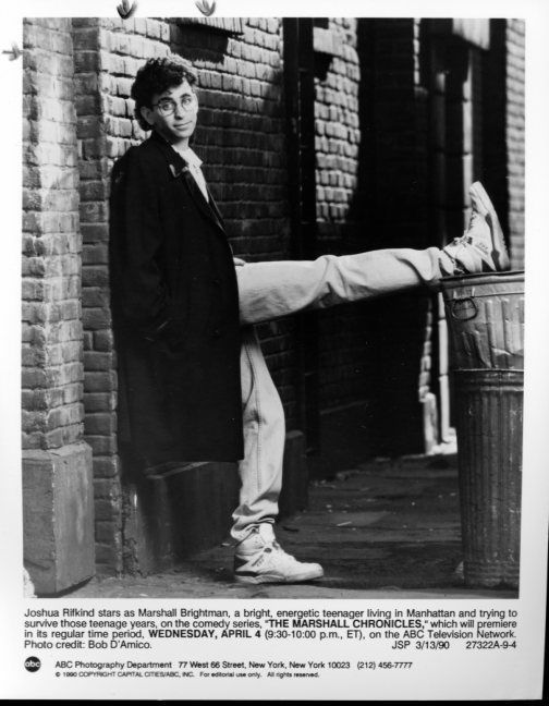 oshua_Rifkind_ABC_1990_THE_MARSHALL_CHRONICLES_Original_Press_Photo_RARE_2