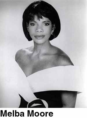 Melba Moore - Night People / Hot And Tasty