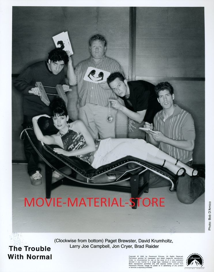 Jon_Cryer_Cast_The_Trouble_With_Normal_Original_Photo_L3344