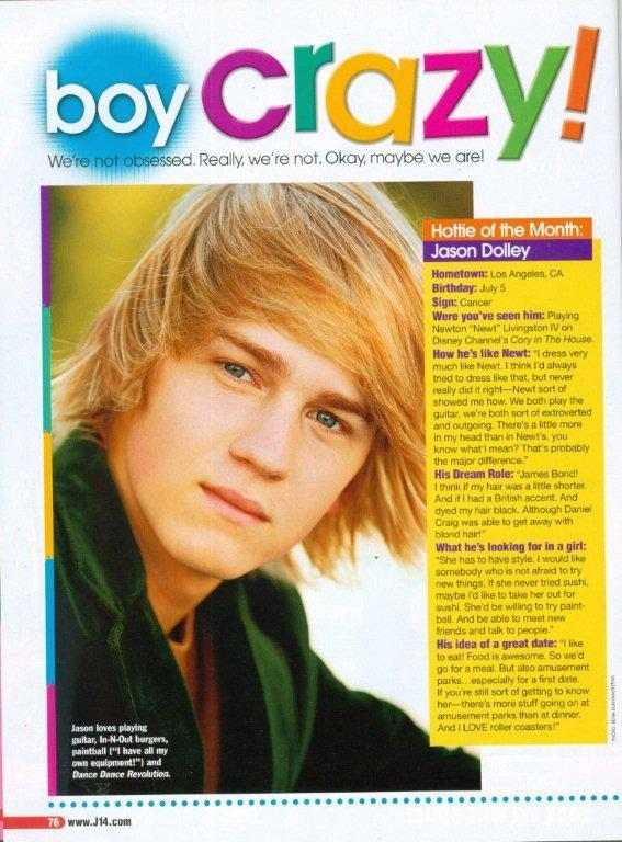 JASON_DOLLEY_-_NEWT_-_CORY_IN_THE_HOUSE_-_ASHLEE_SIMPSON_AD_-_PINUP_-_CLIPPING