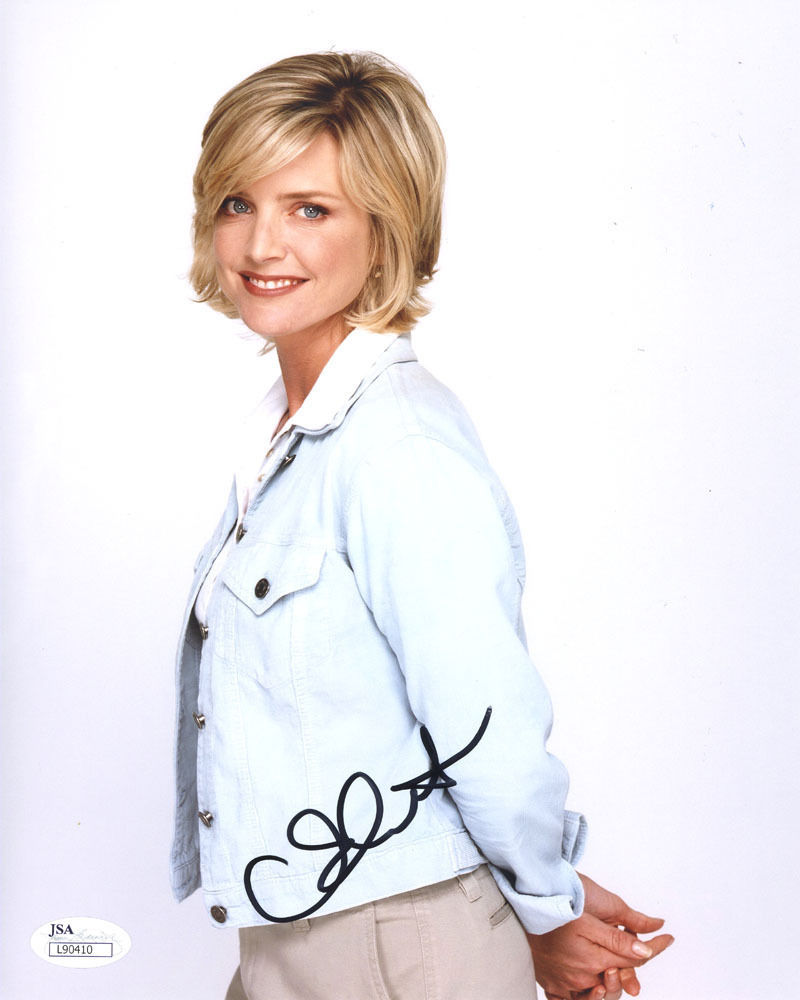 COURTNEY_THORNE_SMITH_Signed_8X10_Color_Photo_with_a_JSA