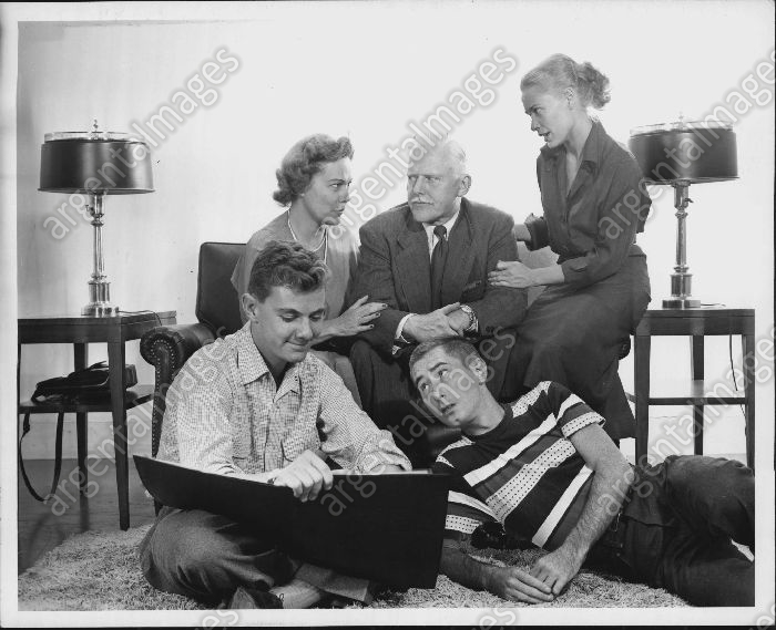 img0065A1953_Cast_of_THE_ALDRICH_FAMILY_seated_on_couch