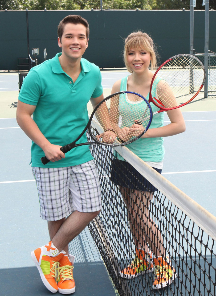 Jennette Mccurdy And Nathan Kress: Jennette McCurdy And Nathan Kress