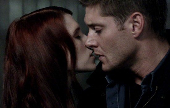 julie mcniven as anna amp jensen ackles as dean sitcoms