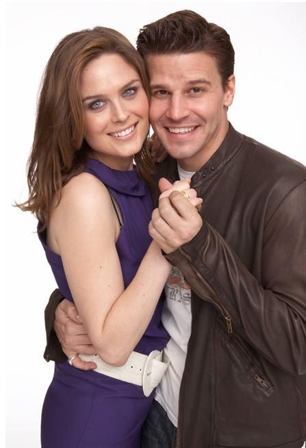 David Boreanz And Emily Deschanel | Publish with Glogster!