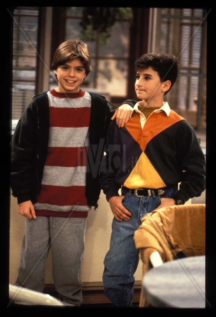 Matthew Lawrence & Edan Gross - Sitcoms Online Photo Galleries
