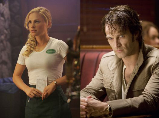 True Blood Anna Paquin Sookie Stephen Moyer Bill Sitcoms Online Photo