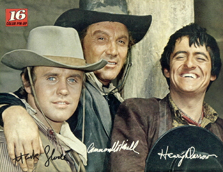 Darrow >> High Chaparral - Blue, Buck & Manolito - Sitcoms Online Photo Galleries