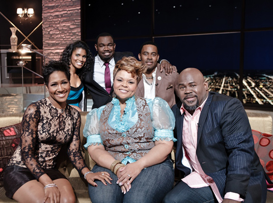 the cast from meet the browns
