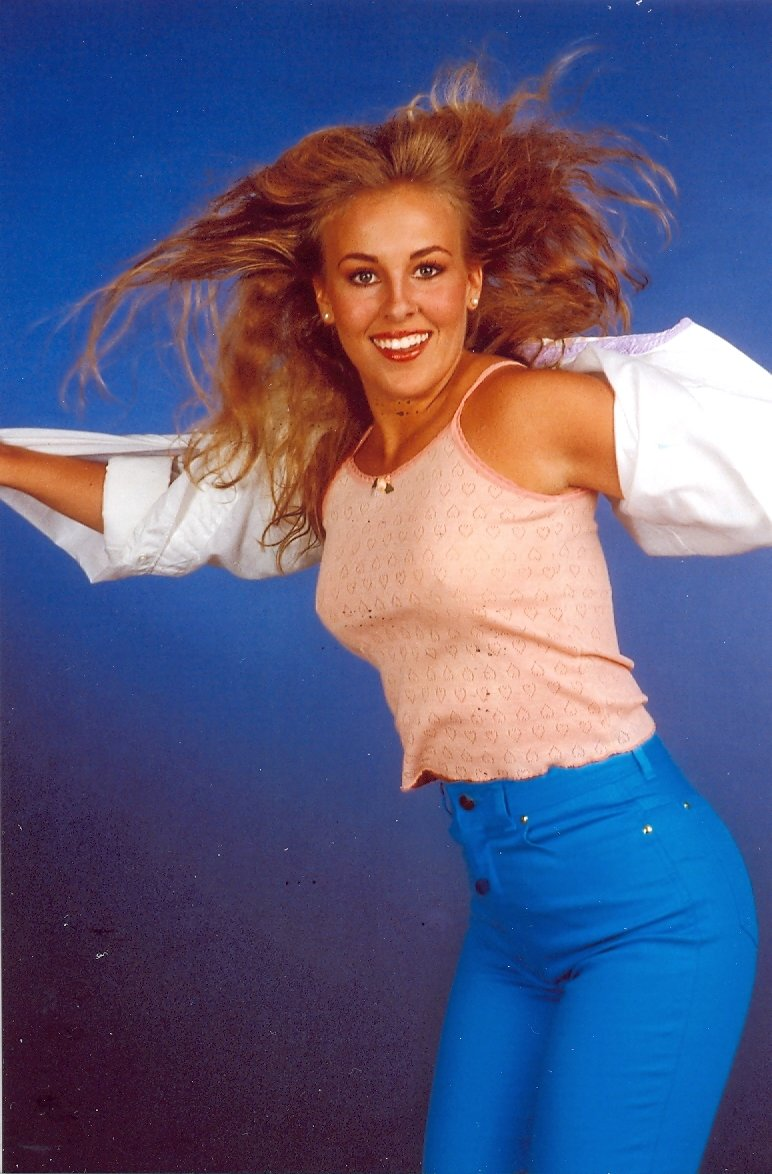 Fappening Sexy Genie Francis  nudes (93 foto), Twitter, braless