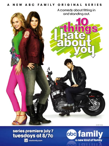 10 Things I Hate About You S01
