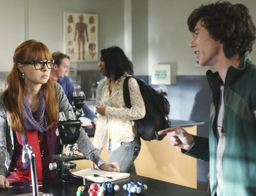 Galadriel Stineman The Middle Galadriel stineman & charlie