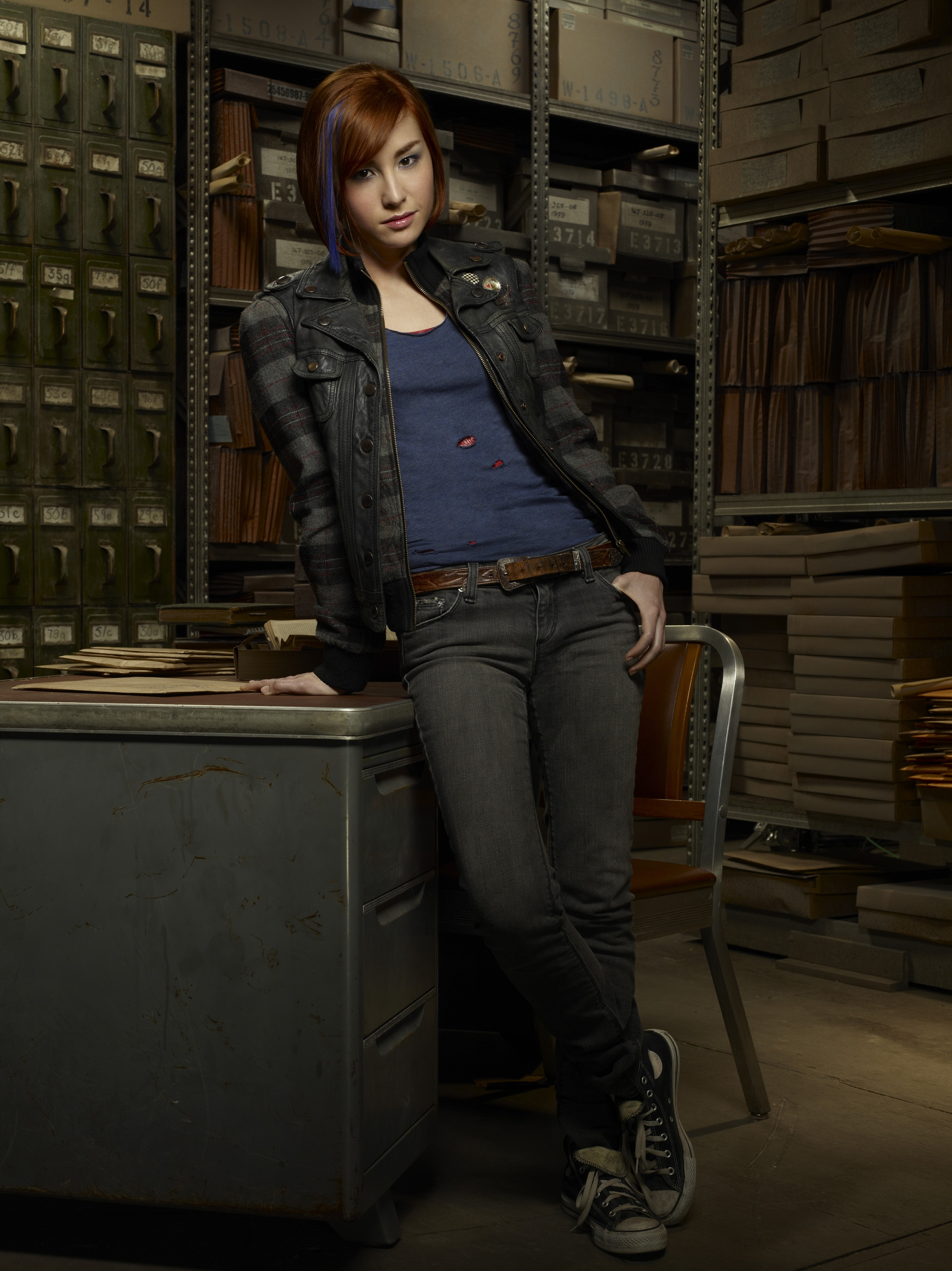 warehouse 13 claudia