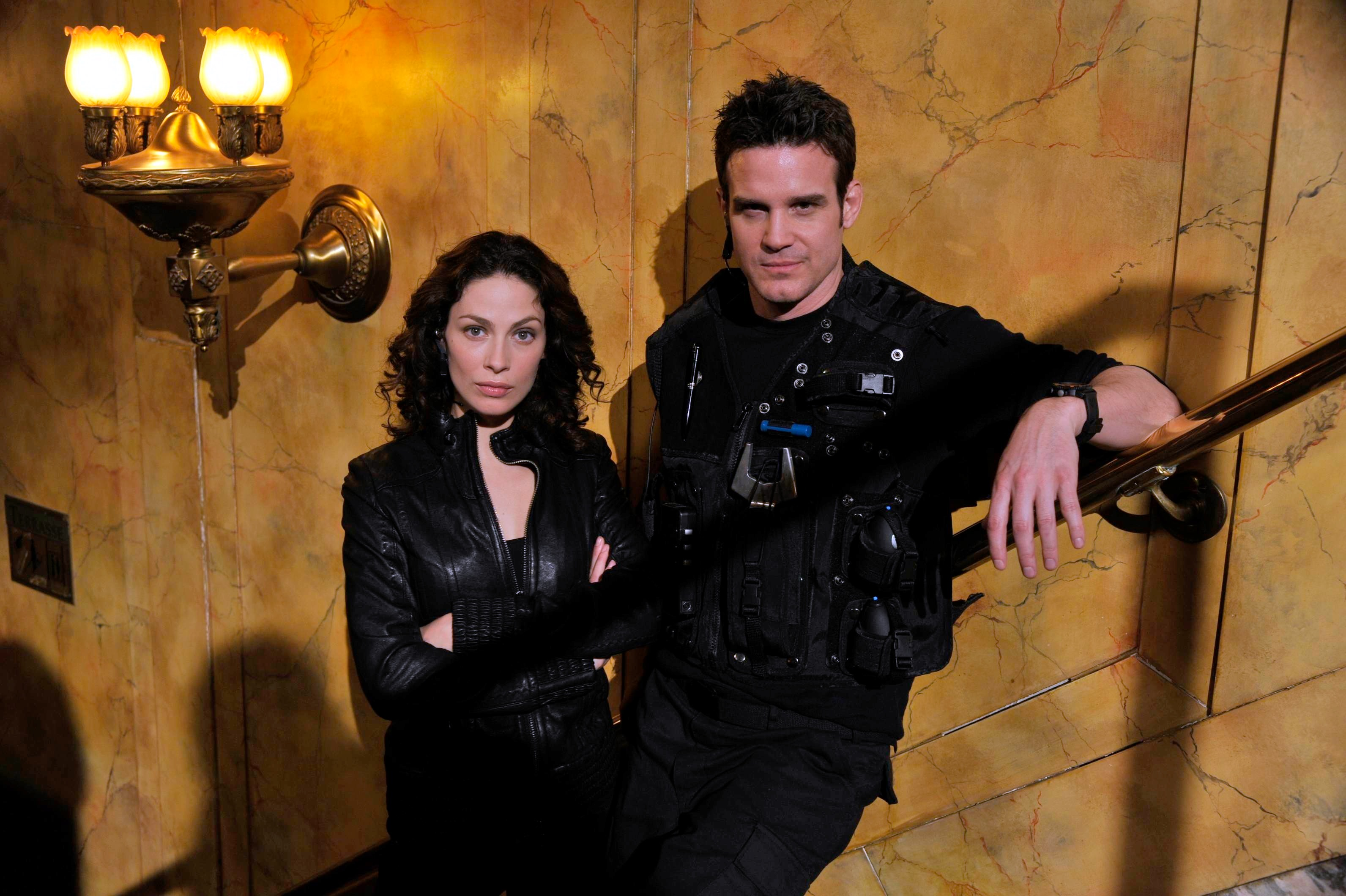 Joanne Kelly Tattoo Eddie mcclintock