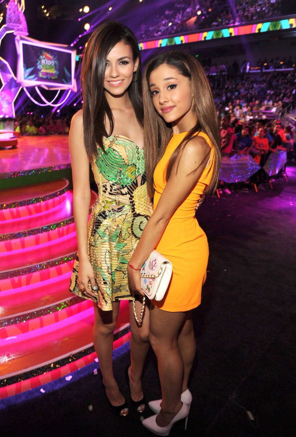 Are Ariana Grande And Victoria Justice Friends? Thank U