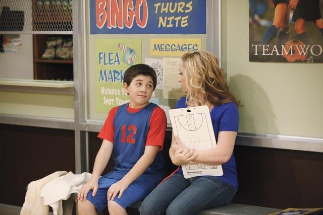 Bradley Steven Perry and Leigh-Allyn Baker - Sitcoms ...