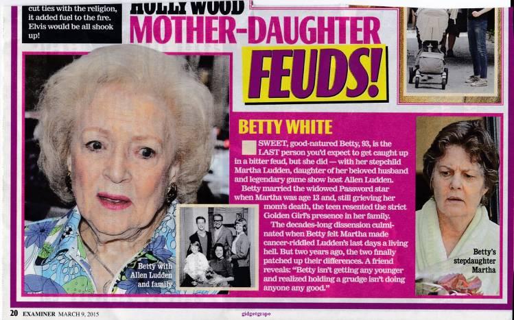 Betty White Daughter