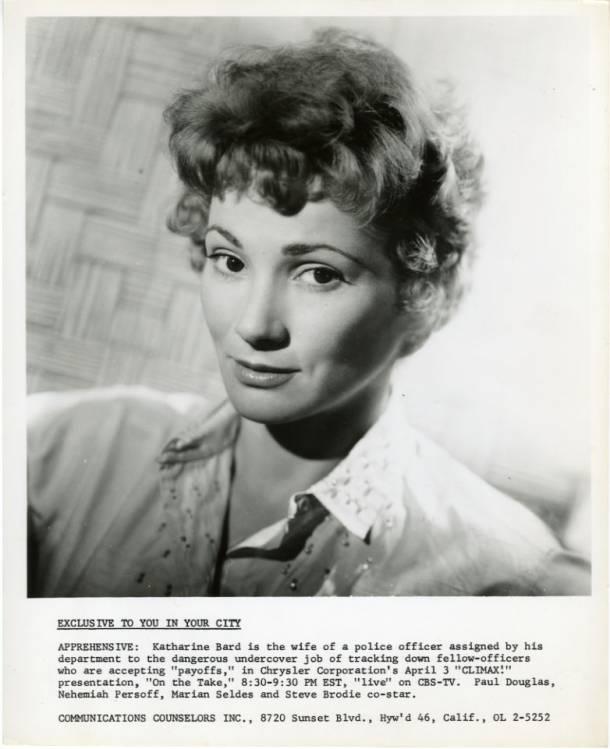 Katharine Bard Net Worth