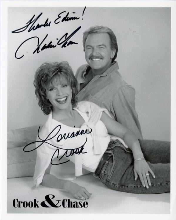 Lorianne Crook Charlie Chase
