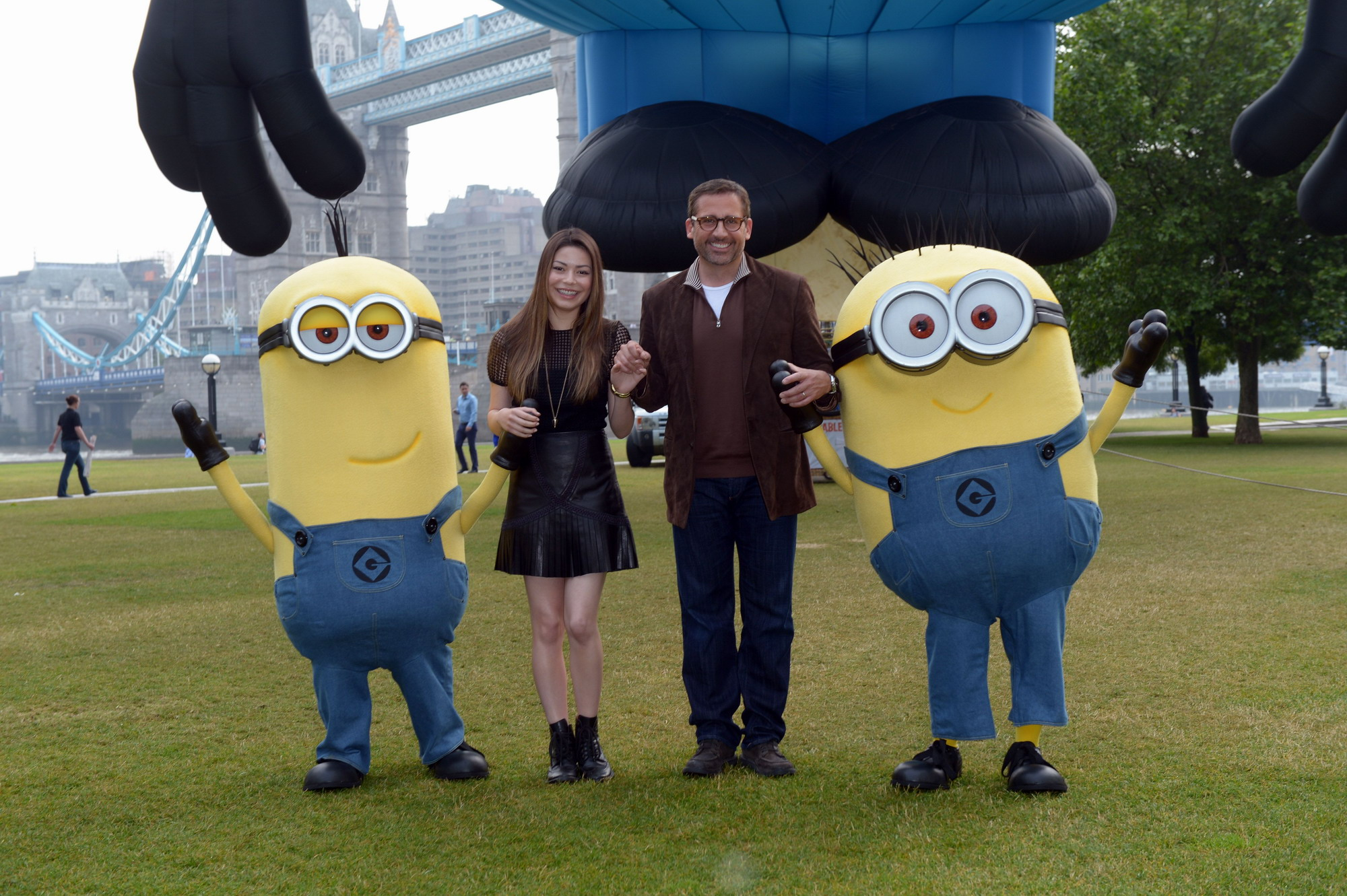 MirandaCosgrove_DispicableMe2Photocall_London_2_