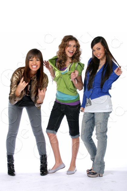 Alyson Stoner And Demi... Alyson Stoner And Demi Lovato