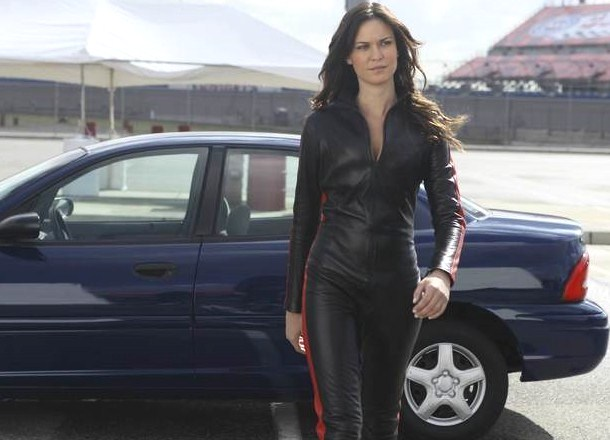 Odette Annable as MelanieOdette Annable Transformers