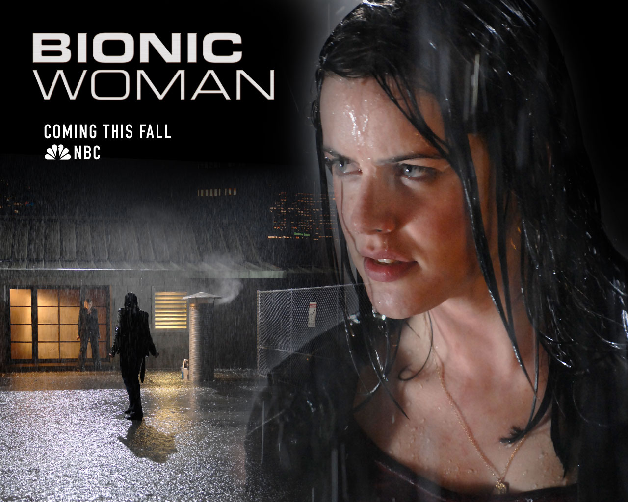 The Bionic Woman Ad - Sitcoms Online Photo Galleries