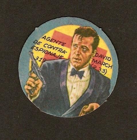 bluelightRobert_Goulet_Rare_1960s_TV_Show_Disc_Card