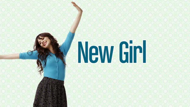 New_Girl_promo_logo_Light_Green_