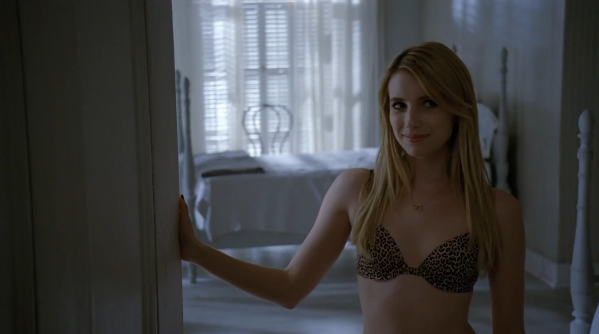 Emma roberts american horror story coven 7
