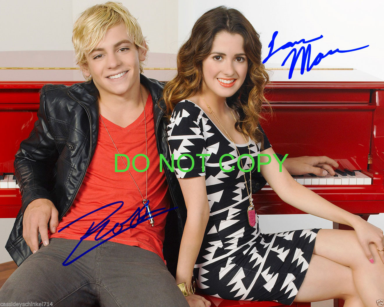 Austin_Ally_Disney_Laura_Marano_Ross_Lynch_reprint_Signed_Photo_1_RP