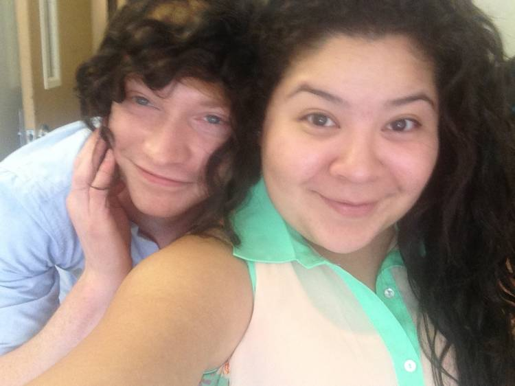 Raini Rodriguez And Calum Worthy Tumblr Raini Rodriguez And Calum