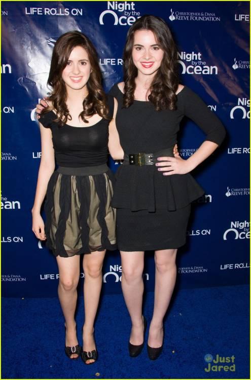 Vanessa Marano and sister