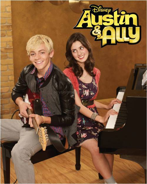 Is austin moon and ally dating