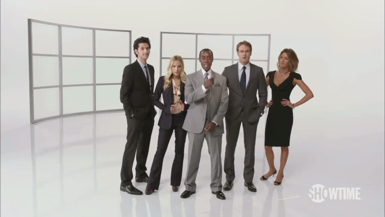 The Cast Of House Of Lies