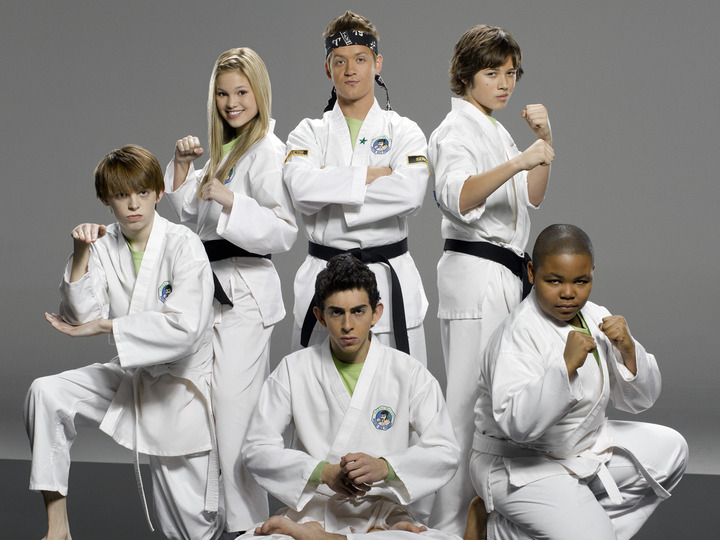 Disney Channel Tv Series With Kids That Do Karate