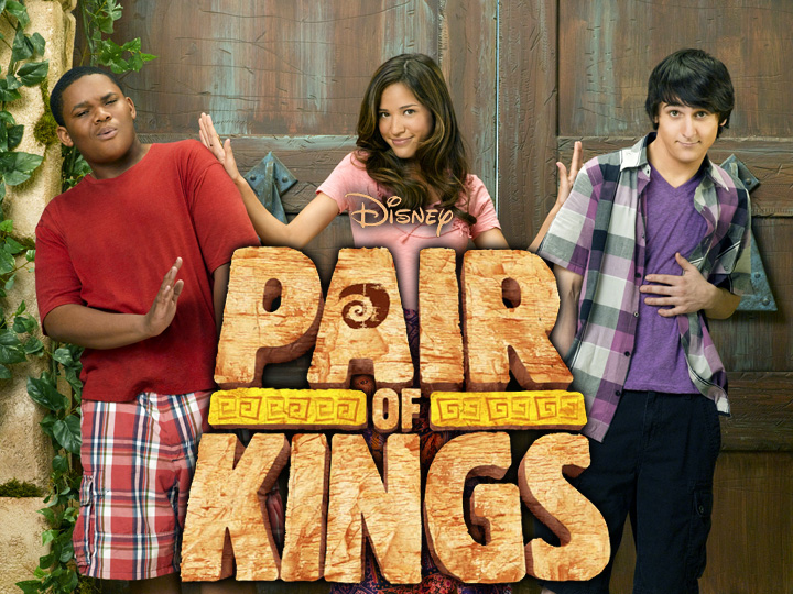 pair of kings disney
