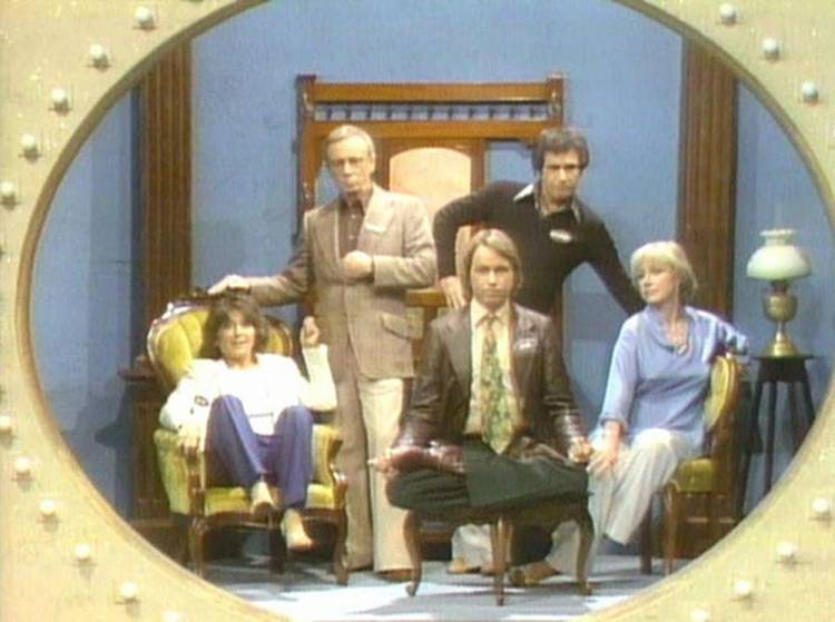 Three s company quot cast on quot family feud quot sitcoms online photo