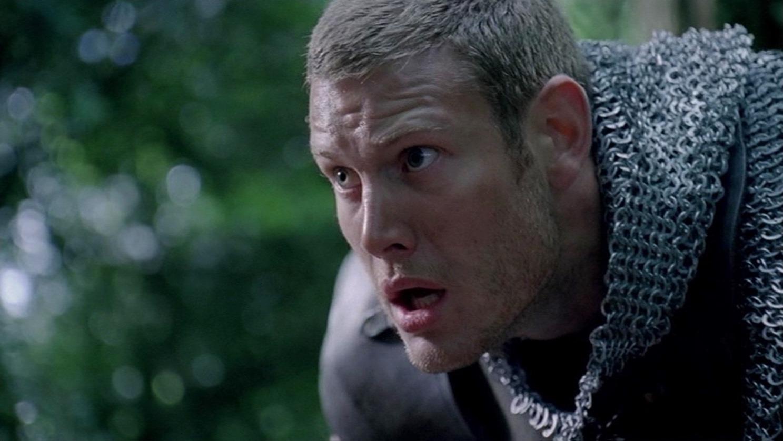 Tom Hopper As Sir Percival In Merlin Sitcoms Online