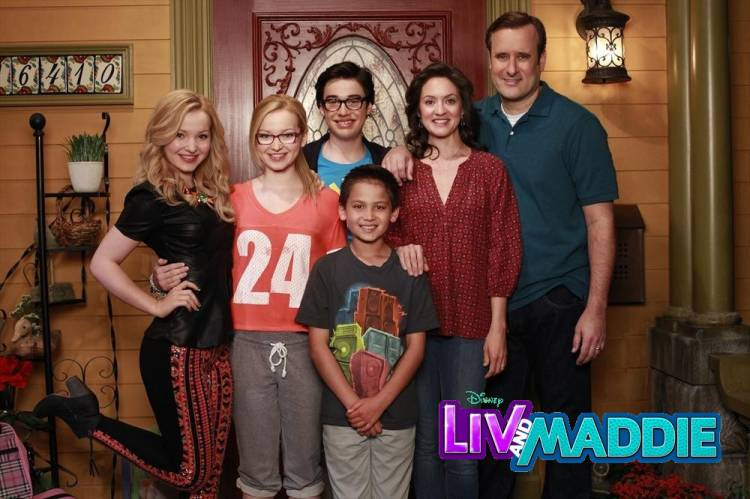 Home » Sitcoms » Current Sitcoms » Liv and Maddie